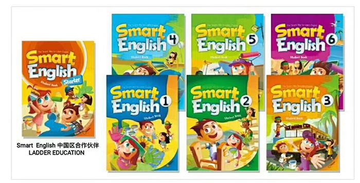 Smart English(5-12岁)